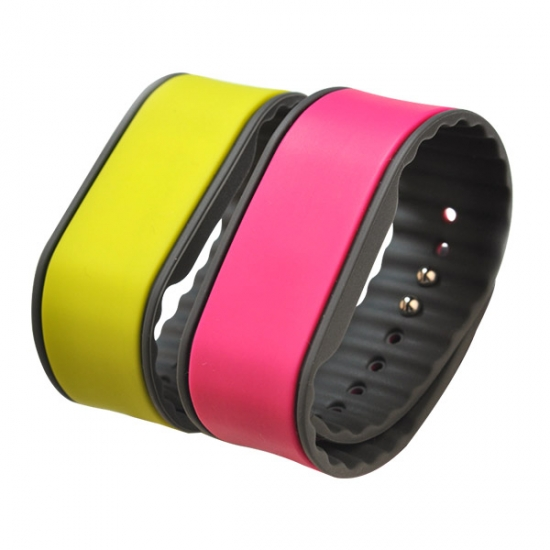 RFID Adjustable Silicone Wristband for Gym