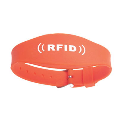 UHF ALIEN H3 Silicone Wristband