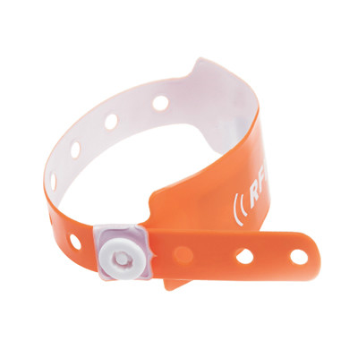 FM11RF08 Disposable PVC Wristband