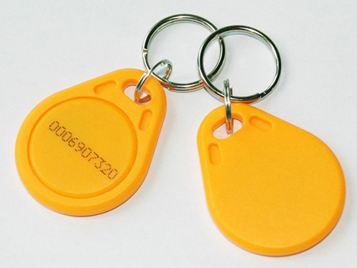 RFID MIFARE Ultralight C ABS Keyfob