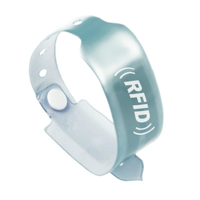 RFID MIFARE Ultralight Disposable PVC Wristband