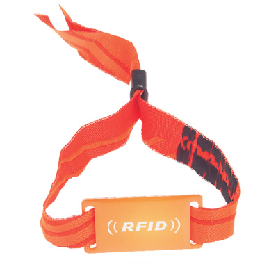 Mifare Ultralight C Nylon Wristbands